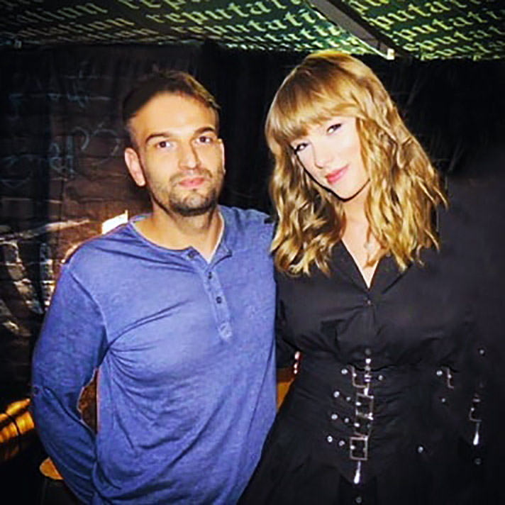 Taylor Swift, Brandon Rowe, BrandonMKE, Milwaukee, Taylor Swift in Milwaukee